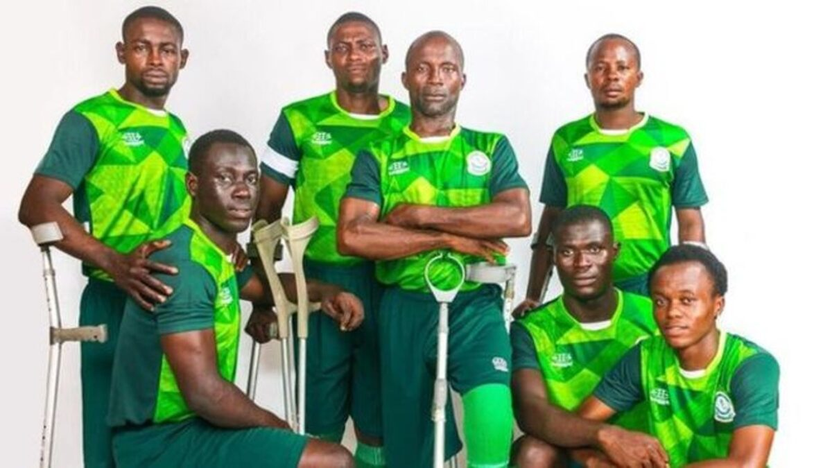Nations Cup: Amputee footballers promise Nigerians good outing in Angola