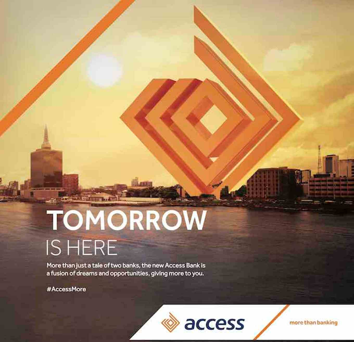 Reactions as Nigerians express discontent at Access Bank mode of transaction