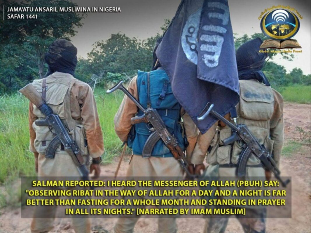 Al Qaeda-sponsored group reappears in Nigeria