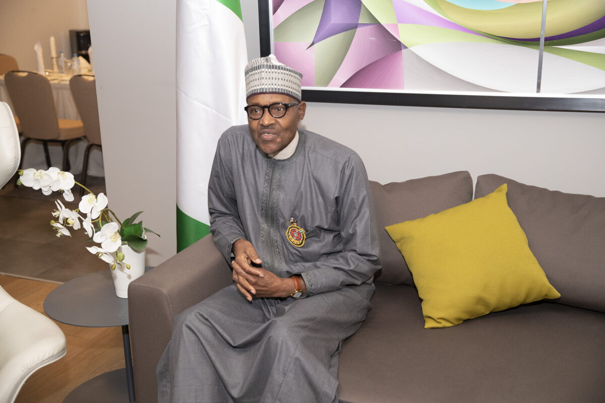 #HappyNewDecade: Buhari's New Year Letter To Nigerians