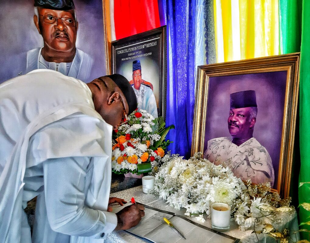 Fayemi mourns former Lagos military governor, Mobolaji Johnson's death