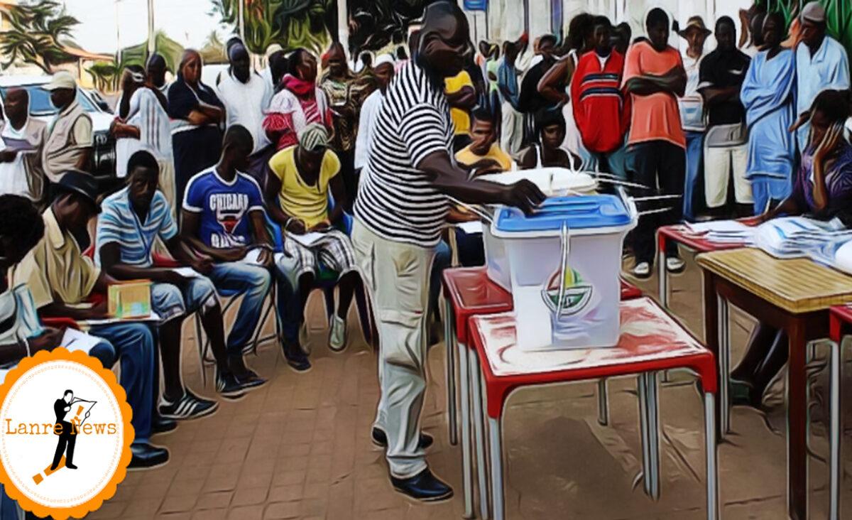 Guinea-Bissau Votes President After Weeks Of Political Unrest