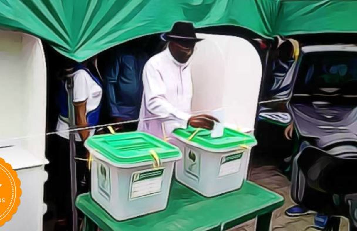 I am disappointed at election process in Nigeria ― Jonathan