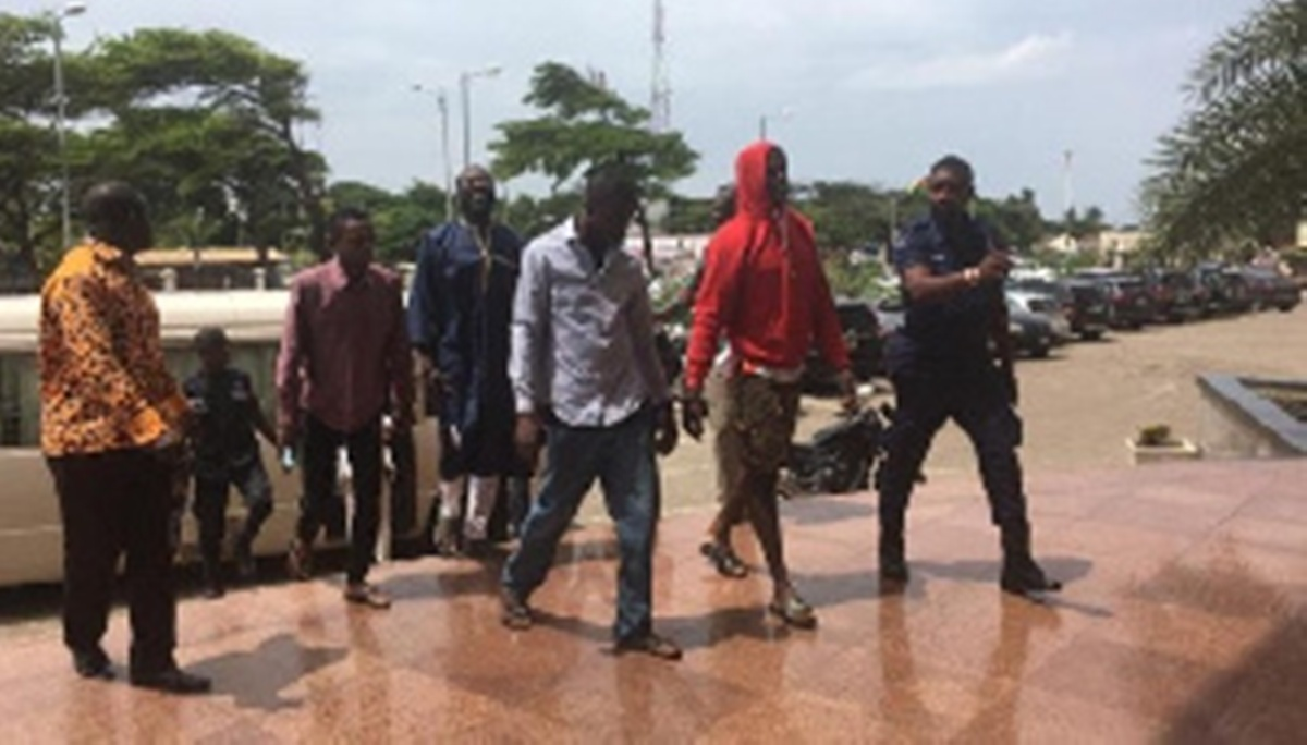 Ghana Traders Union locks Nigerian shops