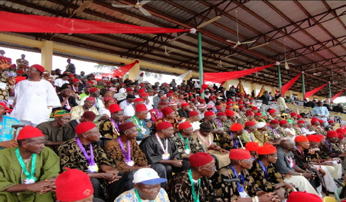 Joint Communique By Global Igbo Leaders Over Ohanaeze Ndigbo Election