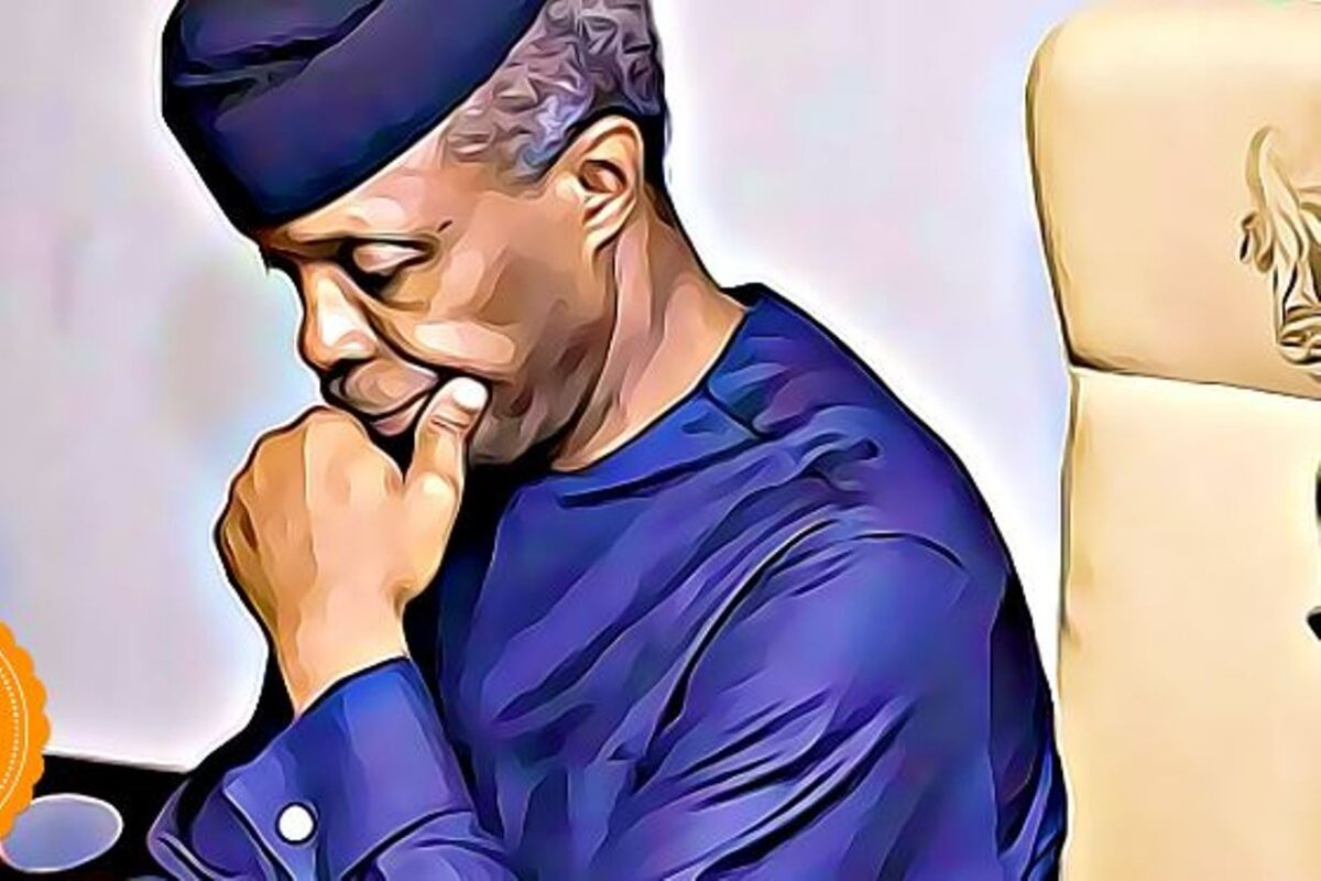 Osinbajo Humiliation May Be Worse Than Onneghen ― Ohanaeze