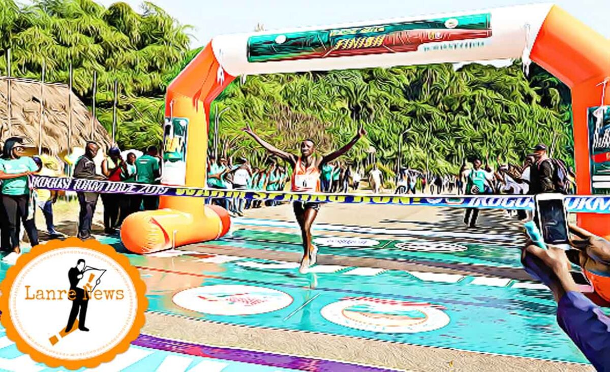 Cross River Athlete Emerges Winner Of Maiden Ikogosi Marathon
