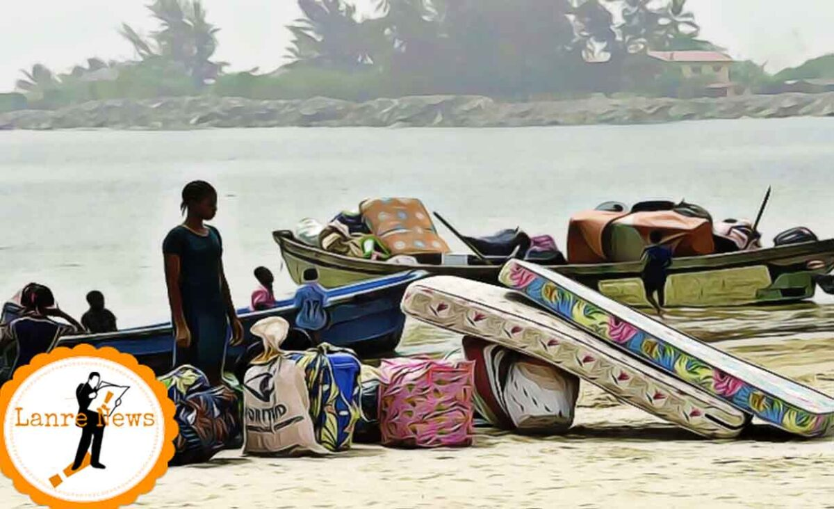 Lagos Waterfront Evictions Highlight Nigeria Oil And Land Squabbles