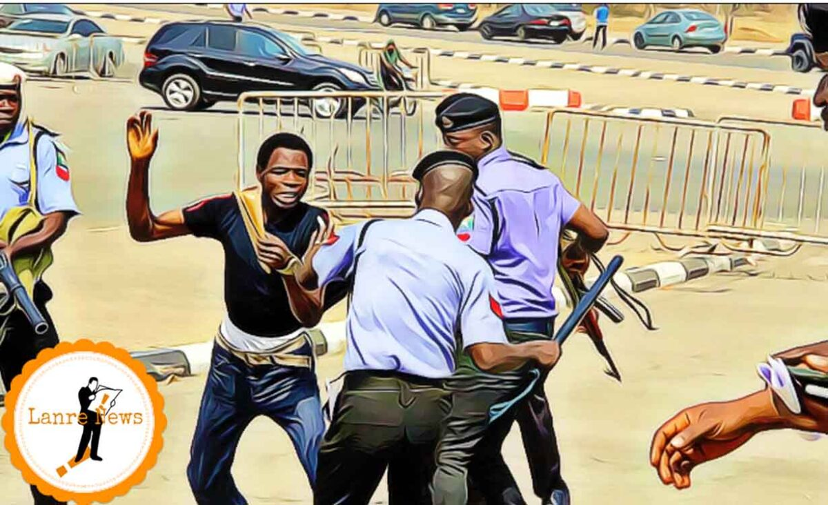 Shiite Protesters Accuse Nigerian Police Of Firing On Them