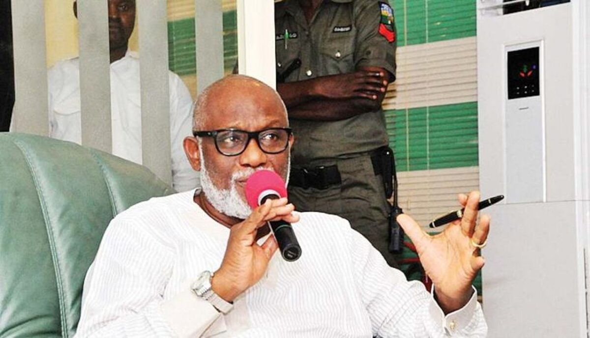 Amotekun: Ondo Government Approves Draft Bill For Legislative Scrutiny