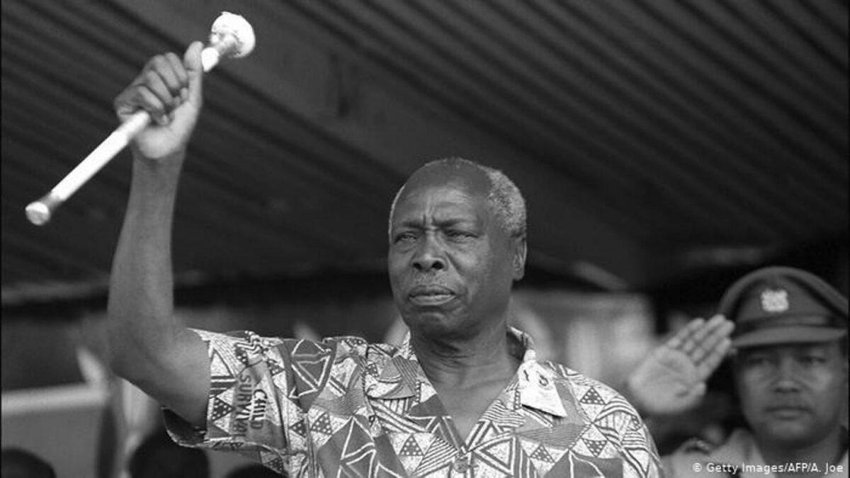 Kenyan ex-President Daniel arap Moi Dies