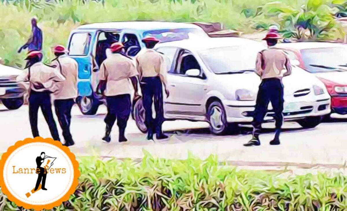 FRSC Corps Marshall Advocates Performance Management System To Drive The Public Service