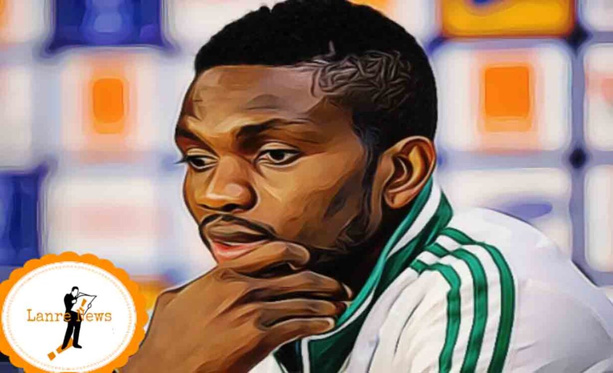 NFF appoints Joseph Yobo as Super Eagles Assistant Coach