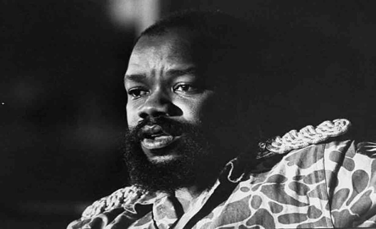 Ojukwu Interview [Series 1]: The Fight For Biafra Secession And Media Propaganda