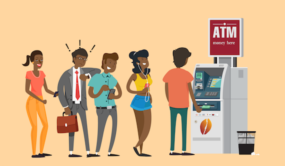 Are there ATMs in Nigeria? Someone Asked, Nigerians Reply