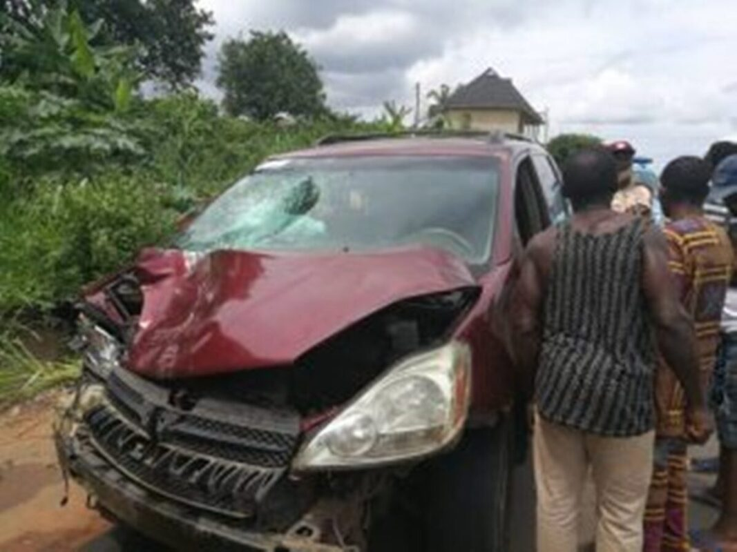 Motorcyclist Dies In Anambra Auto Crash