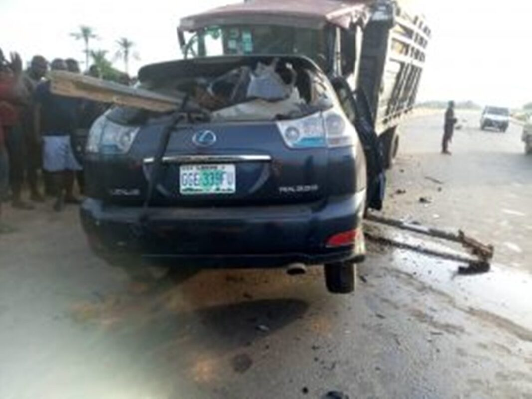 Man Dies in Accident During Night Travel in Anambra — FRSC