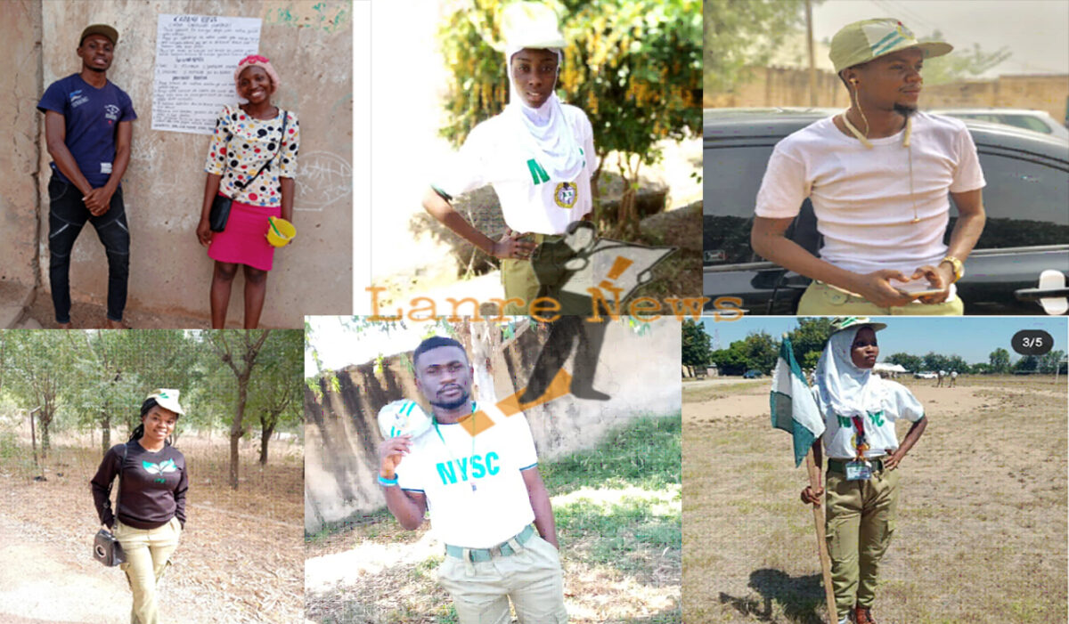 7 Kano NYSC Members Share Their Experience Amidst Coronavirus Pandemic