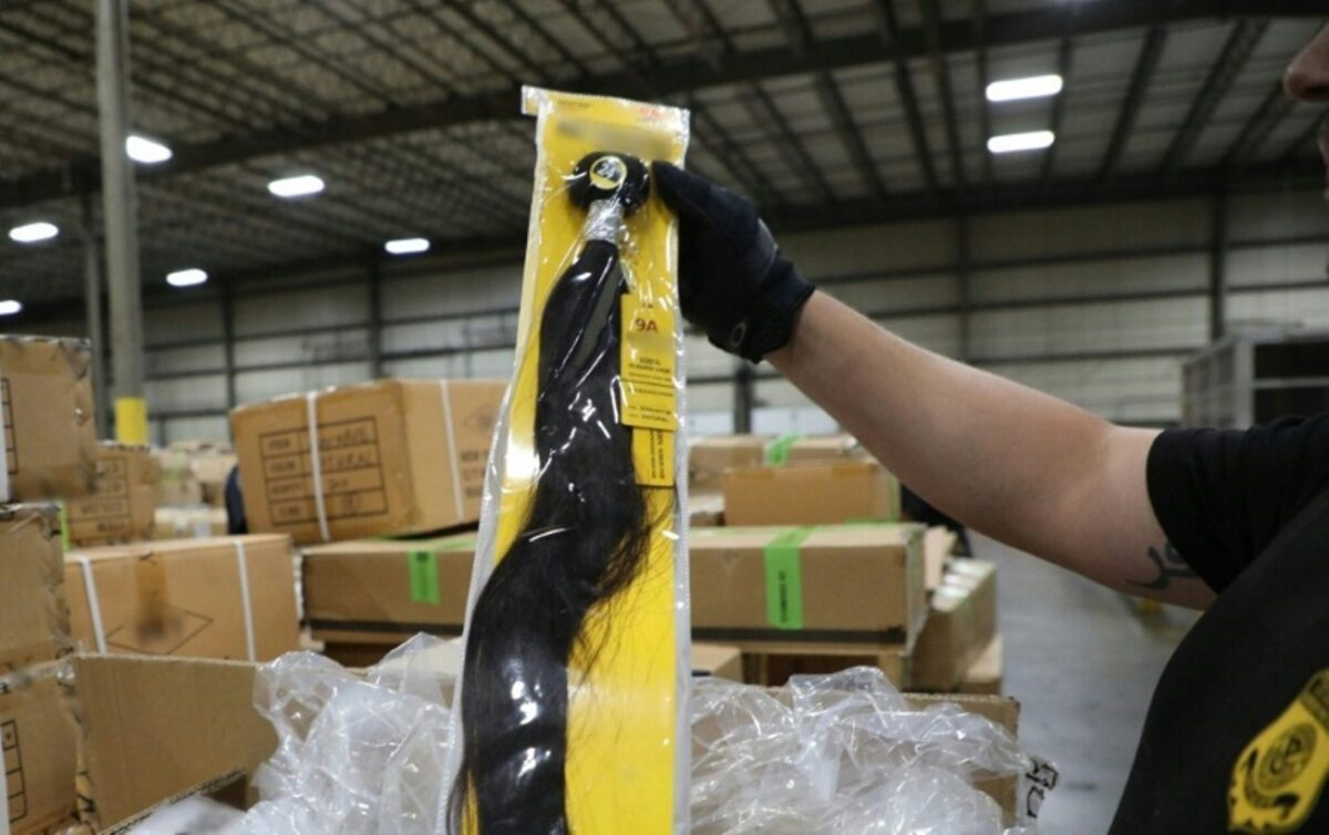 US Seizes Chinese Products Made From Human Hair in Forced Labour Crackdown
