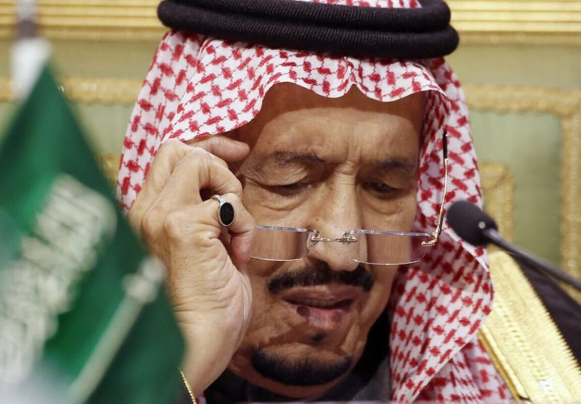 Saudi Arabia's King Salman admitted to hospital for tests