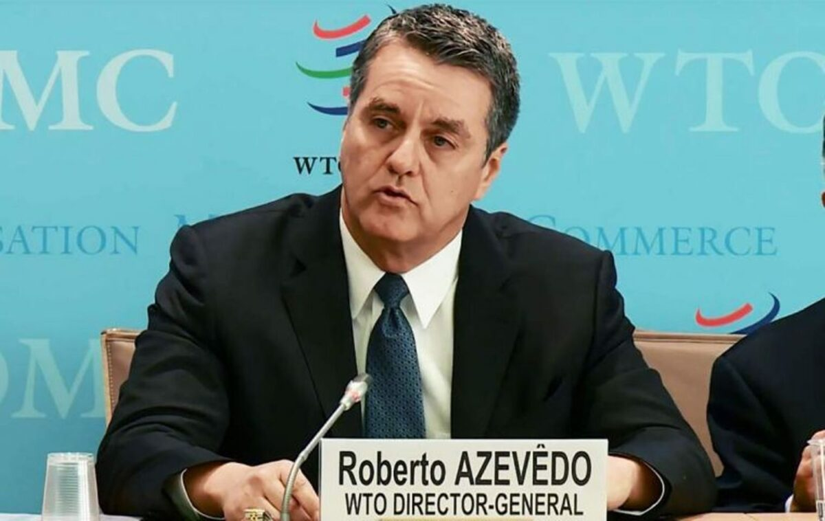 Departing WTO Chief Gets Top Job At PepsiCo