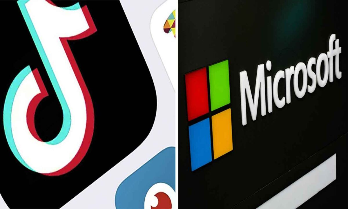 Microsoft in Active Talks to Buy TikTok's US Business