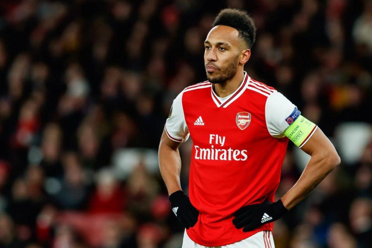 Aubameyang Says He Considered Quitting Arsenal