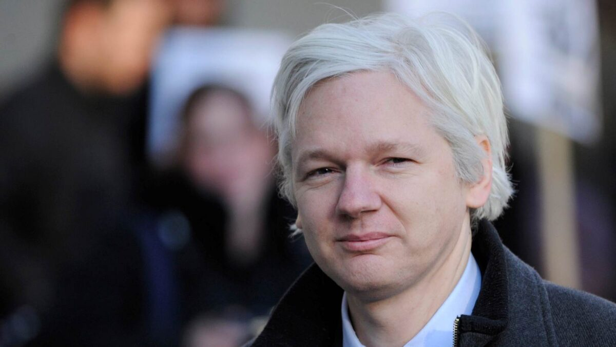 Who is Julian Assange and Why is He Hunted?