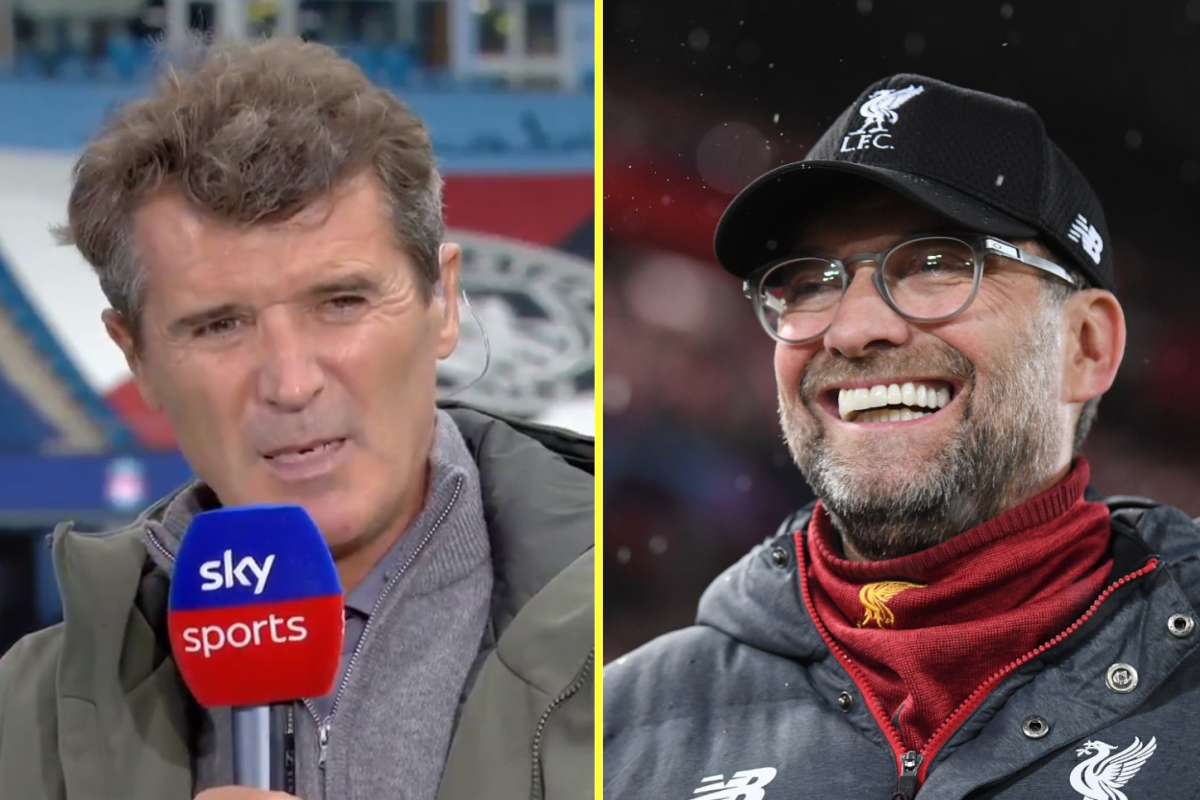 Sloppy? Klopp Tackles Man United's Keane Over Liverpool Criticism