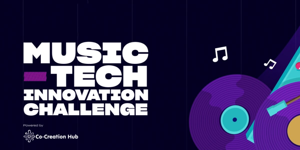 Co-Creation Hub Music-Tech Innovation Challenge