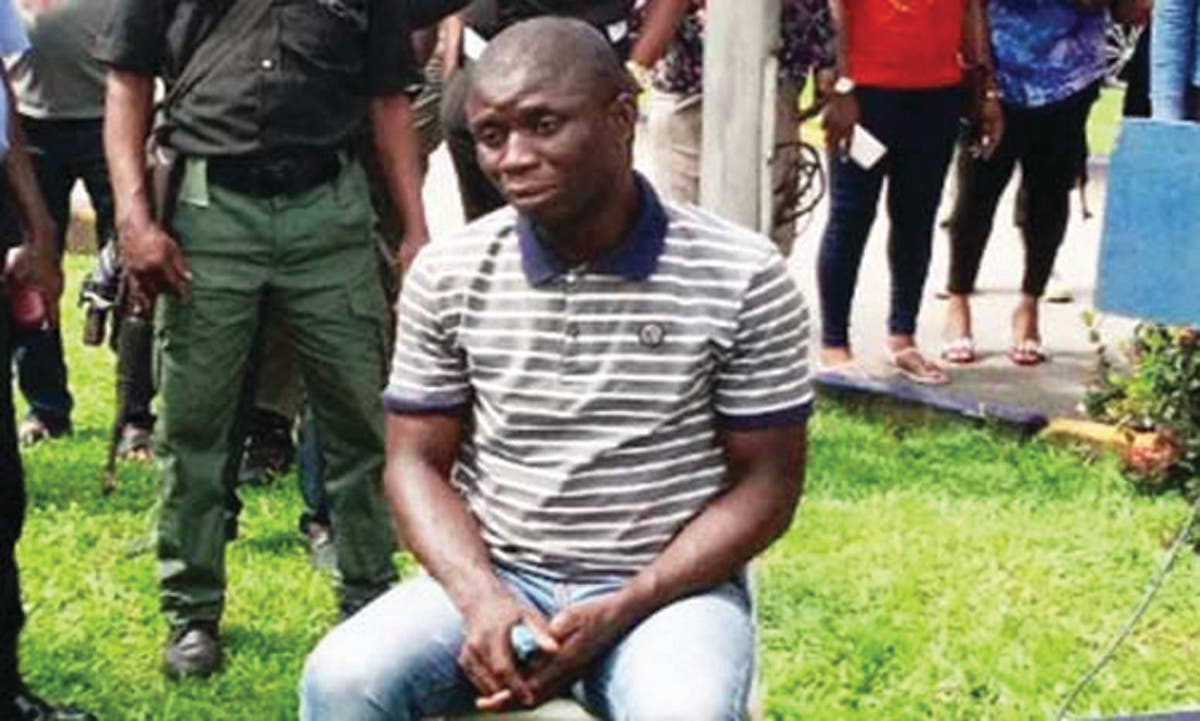Port Harcourt Serial Killer 'Gracious David-West' Sentenced to Death