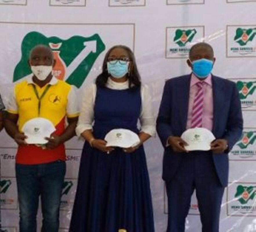 FG Inaugurates MSME Support Programme