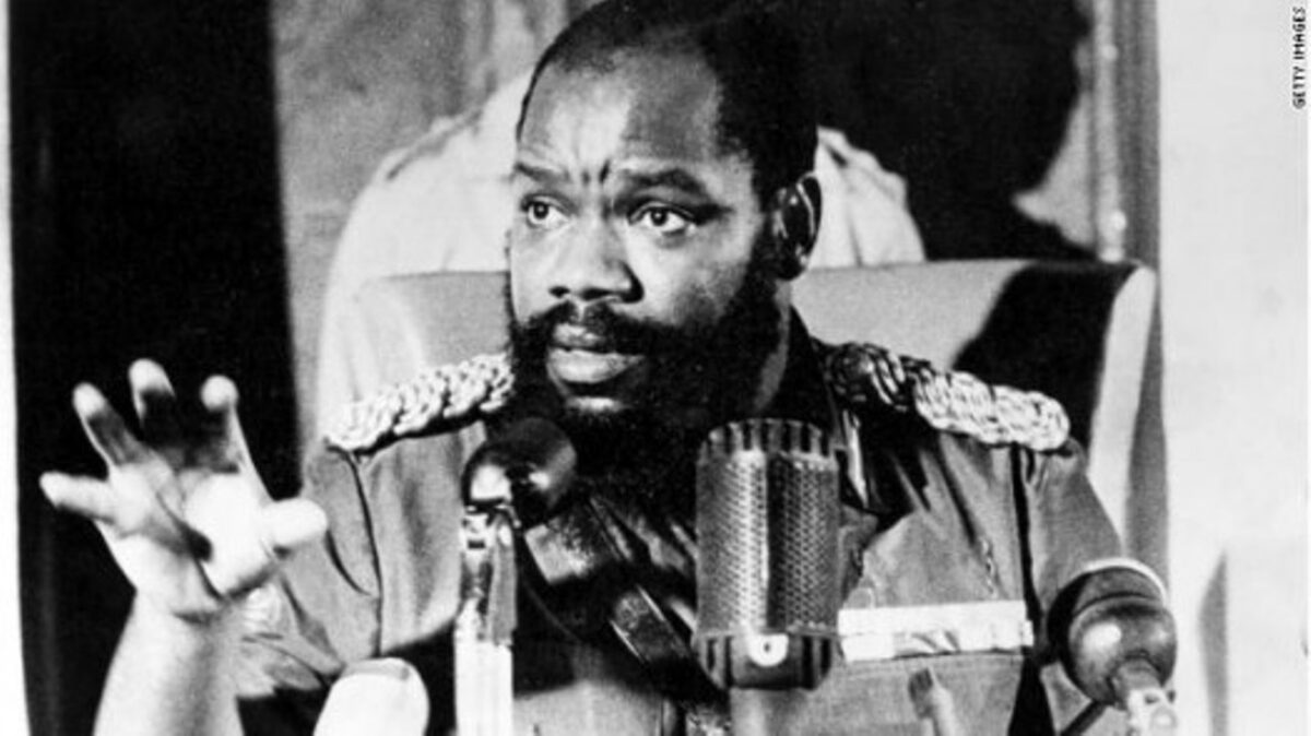 Biafra: Ojukwu Believed In One Nigeria ― Igbo Youths Leader