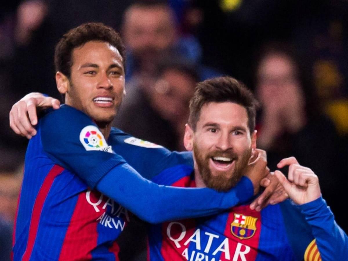 'Next Year We Have To Do It': Neymar Anticipates Messi Reunion