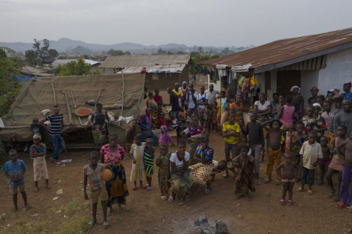 Sierra Leone Families Marry Off Daughters To Ease Finances Amidst Covid-19