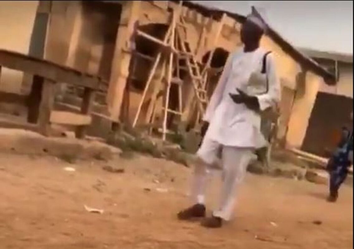 'Lori Iro' trends as street preacher advises Nigerian Ladies ahead of Valentine